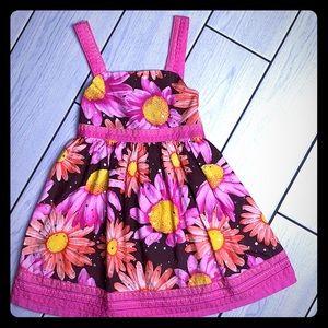 🌸🌼💗 Bonnie  Jean🌼💗🌸 Flower Dress w/Sparkle ✨